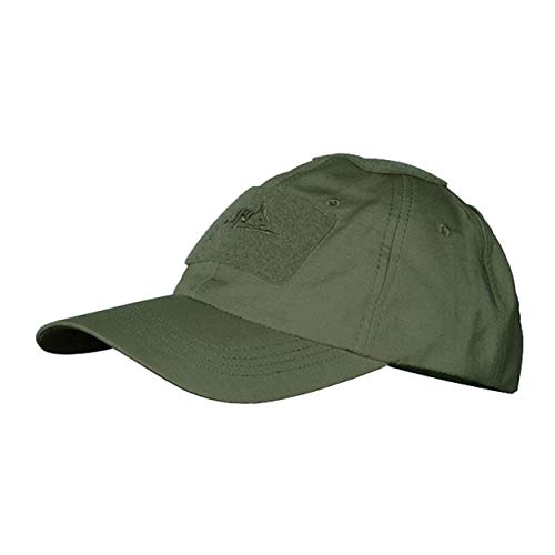 Helikon-Tex Tactical BBC Cap - Polycotton Ripstop - Olive Green df8ee12e42b2