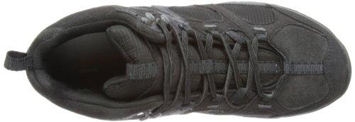 Merrell  DARIA MID GTX, Bottines de randonnée femmes Black Carbon