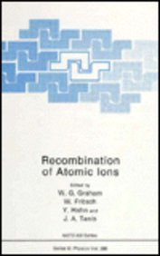 Recombination of Atomic Ions PDF Books