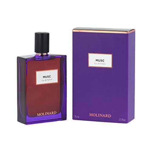 Molinard musc eau de parfum 75 ml violet EU 75 MUSC