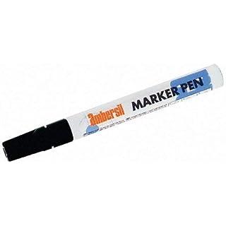 Ambersil 20364 Fibre Tipped Marker Pen, 15 ml, Black