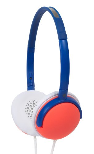Koss Active 182874 Wired Headphone (Pink & Blue)