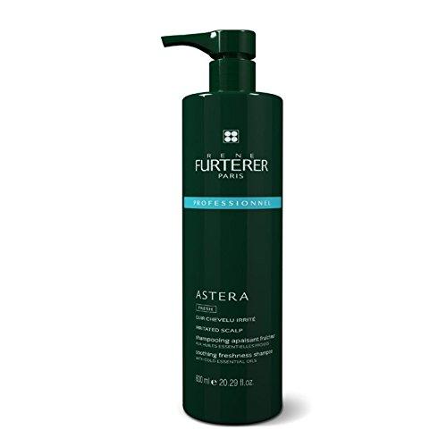 Rene Furterer Astera Fresh Beruhigendes Shampoo 600 ml (Shampoo Antibakterielle)
