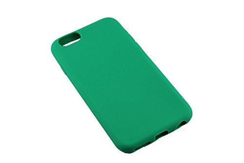 Monkey Cases® iPhone 6Plus-5,5pouces-Silicone-Vert-Étui-Original-NEU/OVP-Green