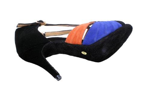 Minitoo, Scarpe da ballo donna Nero (nero)