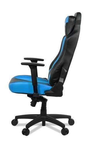 Arozzi Gaming Silla Vernazza Azul/Negro