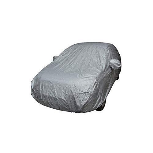 Renaisi Autoschutz Full Car Cover Indoor Outdoor Sonnencreme Hitzeschutz Staubdicht Anti-UV Kratzfest Limousine Universalanzug Motorhaube -