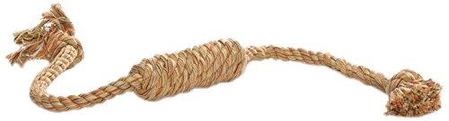 """Beeztees 641161 Baumwollkordel """"Tube"""", 40 cm, orange"""