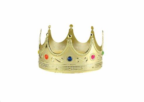 Rubie's Königskrone Krone König Prinz Durchmesser 20 ()