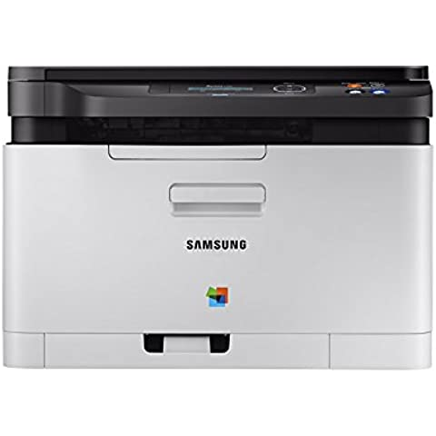 Samsung Serie Xpress SL-C480 - Impresora láser multifuncional color