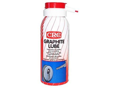 CRC 32863 Graphite Lube - Lubricante de Grafito Para Cerraduras 100ml.