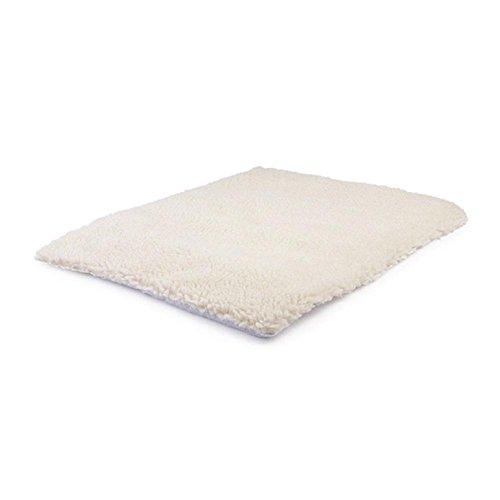 Haustier Selbsterhitzungsmatten Kein Stecker Pad Hund Katze Decke Tier Weiß Thermische Bettdecken Winter Frühling Warme Schlaf Plüsch Matte
