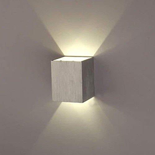 HAIZHEN Wandleuchte LED Moderne sortierte Farben
