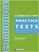 Cambridge Ket Practice Tests: For the Preliminary English Test
