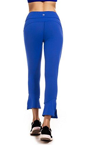 RUNNING GIRL - Leggings sportivi -  donna Blue