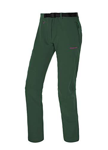 Trangoworld pc008106 – 4t1-xlc Pantalon Long, Femme, Vert Chasse, XL