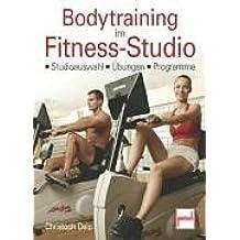Bodytraining im Fitness-Studio