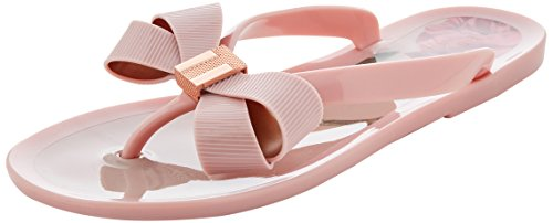 Ted Baker Susziep, Tongs Femme Rose (Palace Gardens #ffc0cb)