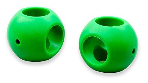 GAMMA Magnet Waschkugel Waschball für die Waschmaschine und/oder den Geschirrspüler - DOPPEL-SET - Geschirrspüler Waschen