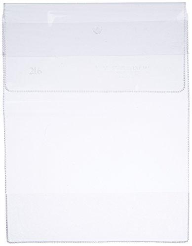 refill-x-10-adjustable-lyfjackets-216mm-book-protectors