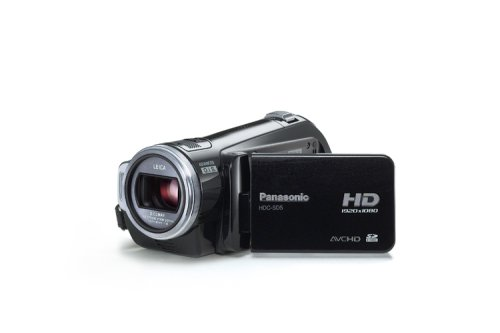Get Panasonic HDC-SD5 High Definiton SD Card Camcorder – Black on Line