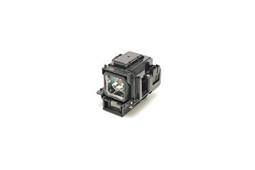 Alda PQ Premium, Beamerlampe für NEC VT47 Projektoren, Lampe mit Gehäuse