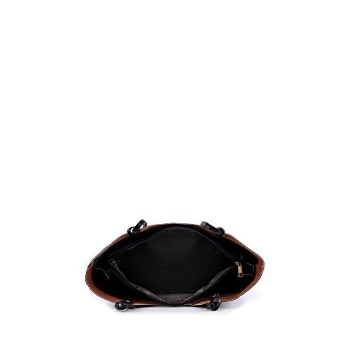 VIVIESTA , Damen Tote-Tasche One Size Hautfarben