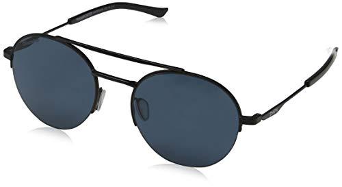 Smith Optics Unisex-Erwachsene Transporter Sonnenbrille, Mehrfarbig (Mtt Black), 52 (Sonnenbrille Für Damen Von Smith Optics)