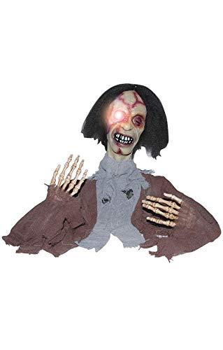 Horror-Shop Groundbreaker Deko Zombie (Halloween Groundbreaker Zombie)
