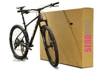 Fahrrad-Karton / Fahrrad-Verpackung für Fahrrad-Versand / Fahrrad-Transport