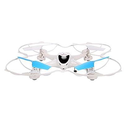 MJX X300C Drohne mit Kamera 360° Round Edged Schutz Quadrocopter Kopflos Modus Wifi FPV RC Drone für iOS & Android von DBPOWER