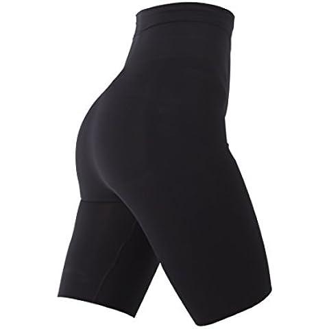 Sveltesse - Guaina snellente Panty sport a tripla azione con filo d'argento