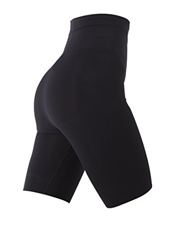 Sveltesse Figurformende Hose, Sport, Triple Action + Silberfasern, schwarz, L/XL - 44/46