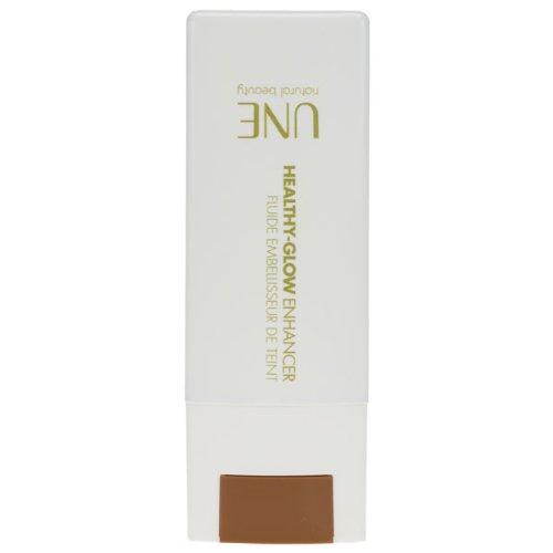 UNE natural beauty Fluide Embellisseur de Teint Couleur Marron foncé H08 -