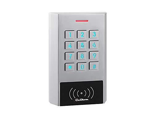 Gelikom XK1 RFID und PIN Codeschloss (Codeschloss)