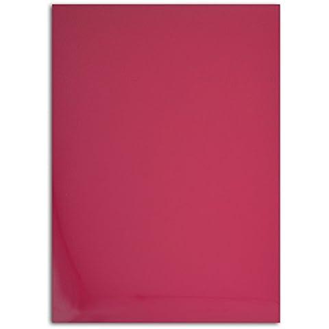 Mademoiselle Toga meg104Flex thermocollant tessuto rosa 15x 21x 0,1cm
