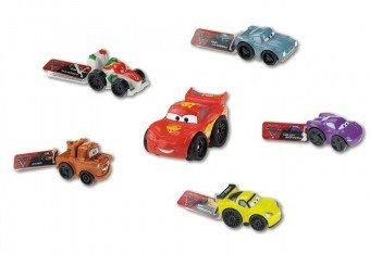 Little People Disney/Pixar Cars 2 Fahrzeuge Sortiment (W6159) (Wheelies Cars 2)