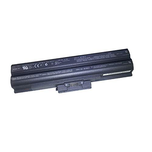 Hubei 10.8V 81Wh 7500mAh VGP-BPL21 Ersatzakku für Sony Vaio VGN-AW VGN-CS VGN-FW VGN-NS VPC-F Notebook der VPC-S-Serie -