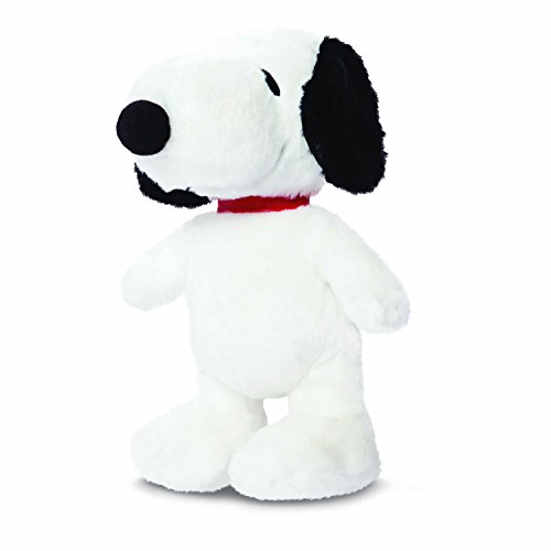 Peanuts Snoopy Sitting 11In Plush