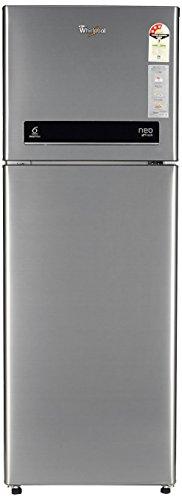 Whirlpool 265 L 3 Star Frost-free Double Door Refrigerator (neo Df278 Prm Illusia Steel(3s), Illusia Steel)