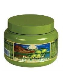 C & B Mer Morte à l'huile d'olive Health Masque pour cheveux 250 ml/239,6 gram Soin Spa Israël minéral