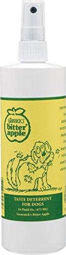 Artikelbild: Grannick's Spray zum Fernhalten von Hunden Bitter-Apfel-Geschmack 473 ml