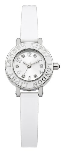 lipsy-womens-quartz-watch-with-silver-dial-analogue-display-and-white-pu-strap-lp147