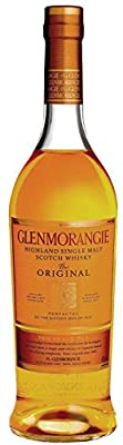 Glenmorangie The Original 10 Year Old Single Malt Scotch Whisky, 700ml