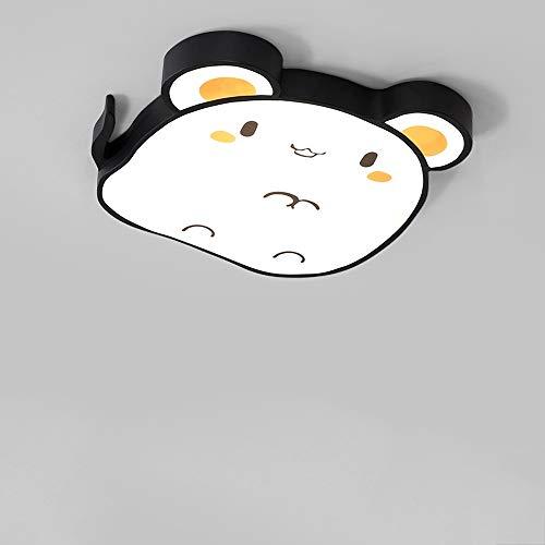 45 CM * 45 CM Weißes Licht Deckenleuchte Nordic Moderne Schlafzimmer LED Deckenleuchte Warme Nette Kinderzimmer Nacht Deckenleuchte Kreative Cartoon Unterputz Hause Metall Decke Anhänger Laterne -