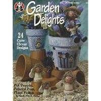 Garden Delights: Pot People, Painted Pots, Plant