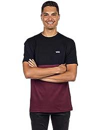 Vans Hombre Camiseta Colorblock 4d04a9dd149