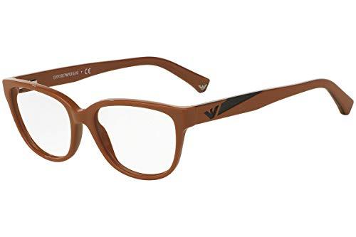 Emporio Armani Ea3081F Brille-Rahmen 5511-54mm Keks