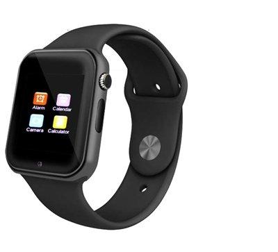 Swiss-Pro 280115 Smartwatch, Schwarz -