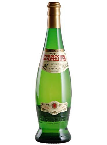Rione Verdicchio Castelli di Jesi Italian White Wine - 6x75cl